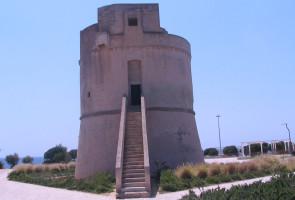 Torre di avvistamento costiero a Torre Suda