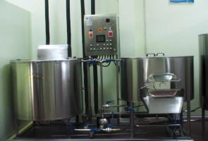Attrezzature per la produzione di birre artigianali