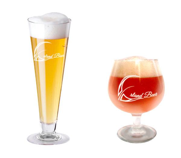 Confezione regalo in Legno con 2 bottiglie La Bock cl. 75 + 1 bottiglia La Pils cl. 75 + 1 bicchiere
